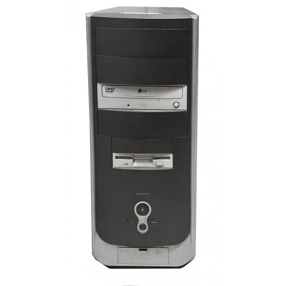 PC torre 32bits Intel pentium 4 y 256MB ram