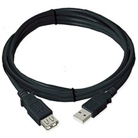 Cable allargador USB