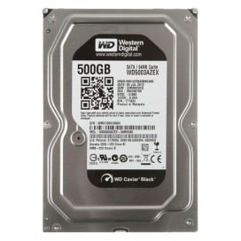 Disco duro HDD WD black 250 GB