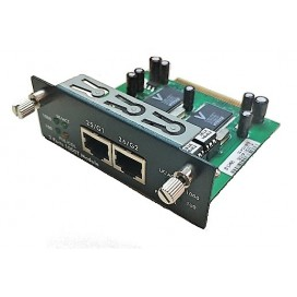 Extensión de switch lantech 2 puertos Gigabit copper module