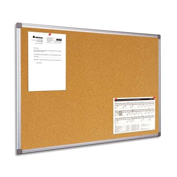 Tablón de corcho 90 x 60 cm
