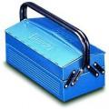 Caja metálica de herramientas Heco 109