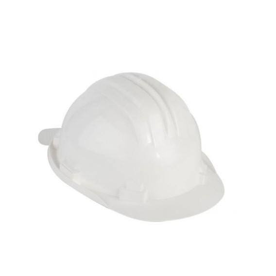 Casco de obra 5-R blanco