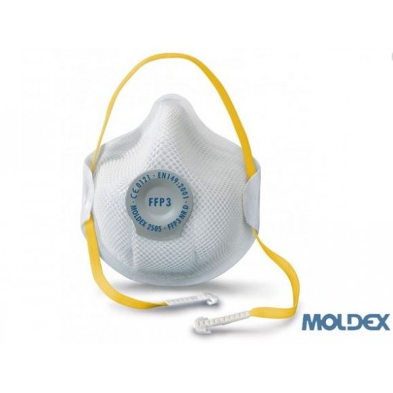 Mascarilla FFP3 MOLDEX