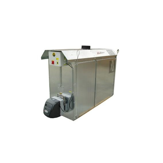 Calefactor de aire caliente Metmann AM