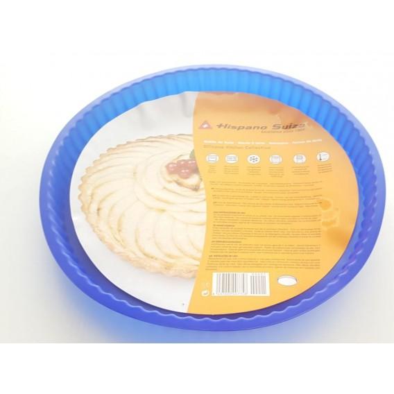 Conjunto de 4 moldes Mol de plum cake/ Silicone Kitchen Collection.