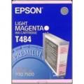 Cartucho de tinta Epson T484 - magenta claro