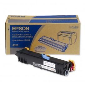 Toner Epson 0520 capacidad estándar - negro