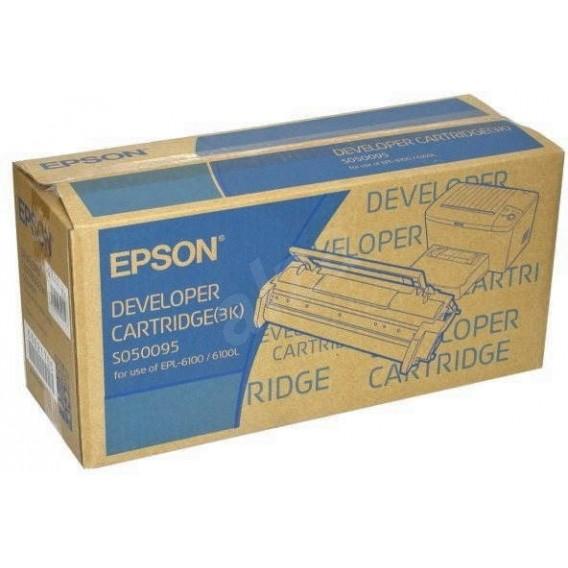 Toner Epson S050095 baja capacidad - negro