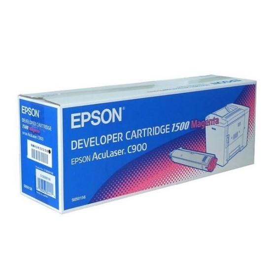 Toner Epson 1500 para Aculaser C900 - magenta