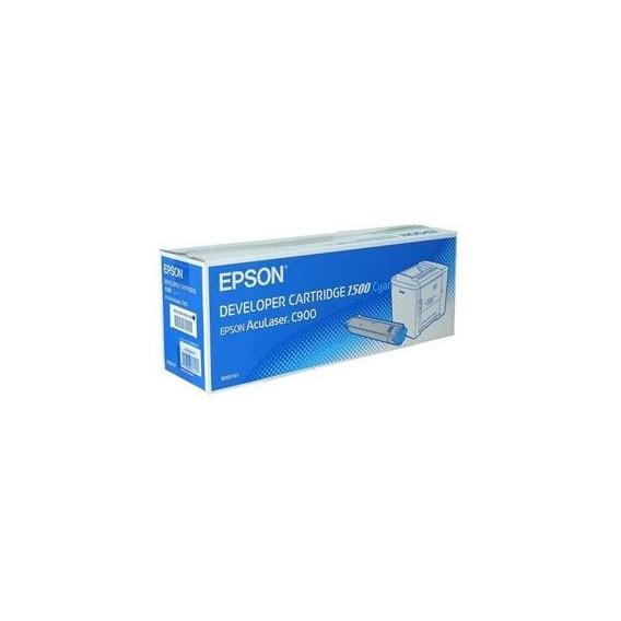 Toner Epson 1500 para Aculaser C900 - azul cian