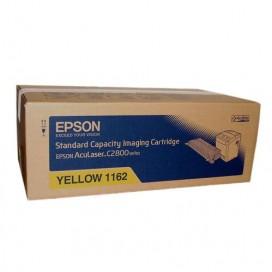 Toner Epson 1162 para Aculaser C2800 series capacidad estándar - amarillo