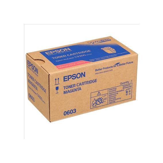 Toner Epson 0602 para Aculaser C9300 series - amarillo