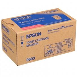 Toner Epson 0603 para Aculaser C9300 series - magenta