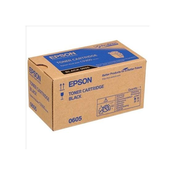 Toner Epson 0605 para Aculaser C9300 series - negro