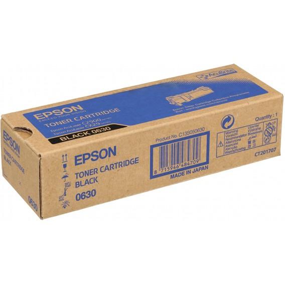 Toner Epson 0630 para Aculaser C2900/CX29 - negro