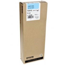 Cartucho de tinta Epson T5915 - azul cian claro
