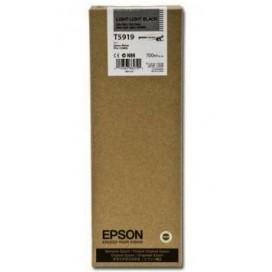 Cartucho de tinta Epson T5919 - gris claro