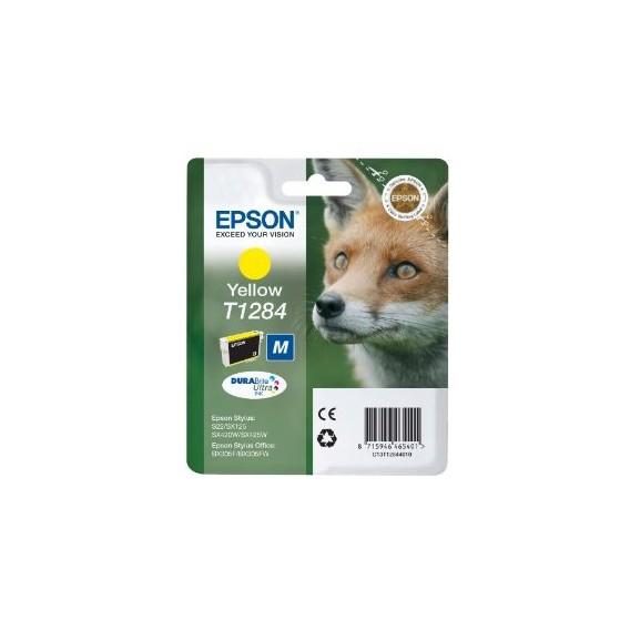 Cartucho de tinta Epson T1284 - amarillo