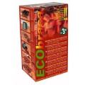 Carbón Ecológico 100% Cáscara de Coco Ecobrasa