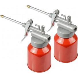 Paquete de 2 engrasadores de alta presión SRWJD - 250 ml