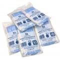 50 Mascarillas Quirúrgicas IIR BFE ≥ 98% en bolsas de 10ud