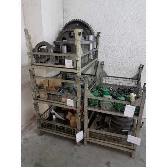 Bandejas metálicas apilables - MLL0033