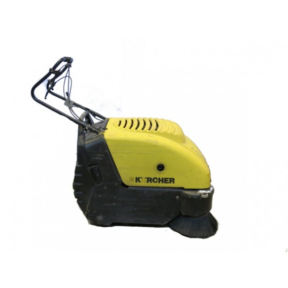 Barredora industrial Karcher