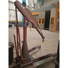 Grúa hidráulica para taller - MLL0053