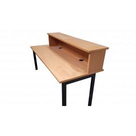 Mesa de trabajo de madera
