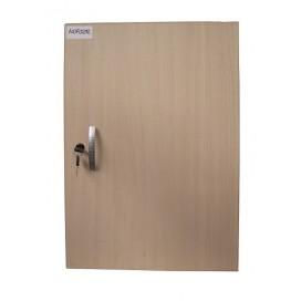 Modulo de madera con llave