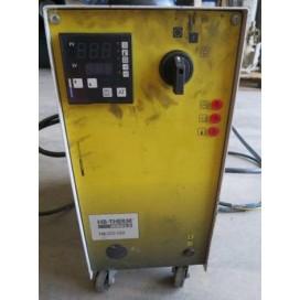Controlador de temperaturas para moldes