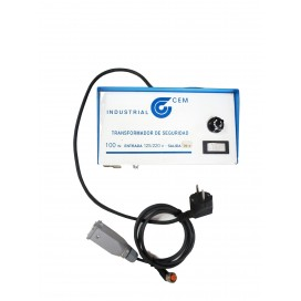 Transformador eléctrico de 100W