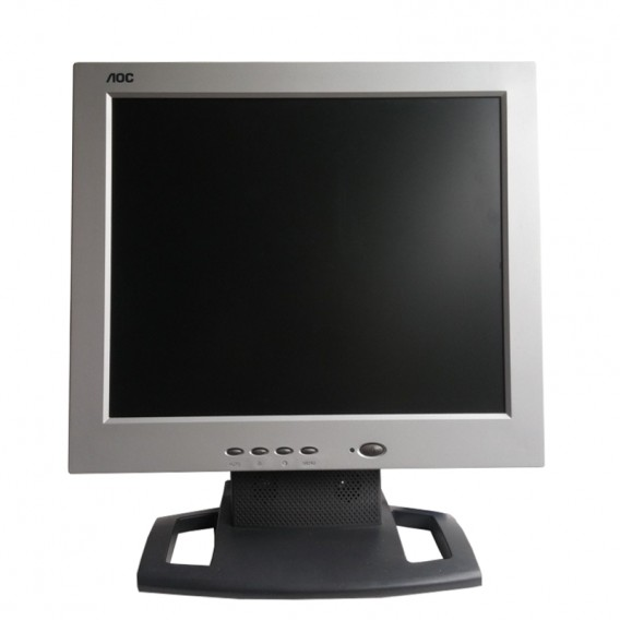"""Pantalla Aoc TFT1780A+ LCD 17"""""""